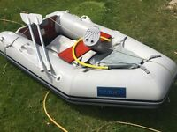 Seago inflatable dinghy rib tender