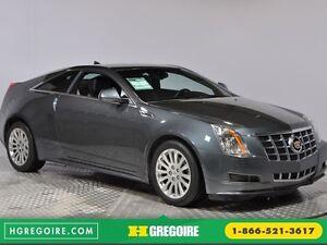 2012 Cadillac CTS  AWD CUIR SPORT AUTO BLUETOOTH
