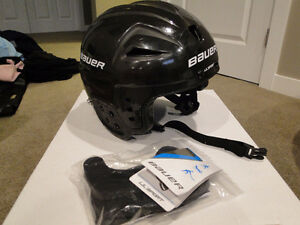 Toddler Bauer Helmet