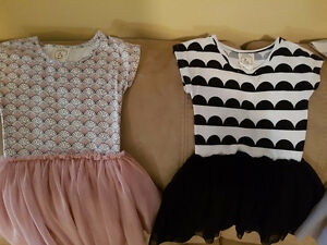6-size 6-7 Dress lot, GAP and Taylor Joelle