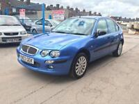 2003/03 Rover 25 1.4 Impression S ONLY 62k SERVICE HISTORY LONG MOT 2 OWNERS
