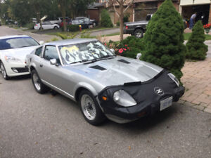 FOR SALE - 1981 Nissan 280ZX - See add for details