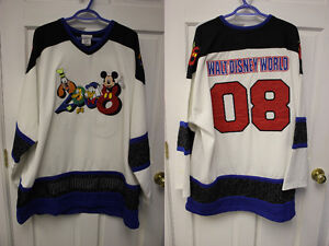 Walt Disney World 2008 Jersey