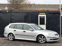 2006 SAAB 9-3 2.0T VECTOR SPROTWAGON + ESTATE + ALLOYS + DR OWNER