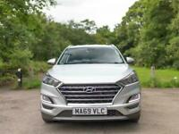2019 Hyundai Tucson 1.6 T-GDI SE NAV DCT (S/S) 5DR   FROM 6.9% APR AVAILABLE
