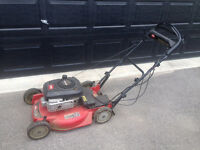 TORO GTS Self propelled lawnmower