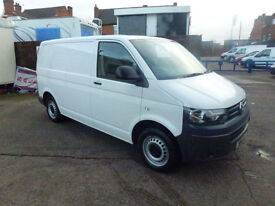 Volkswagen Transporter 2.0TDi ( 102PS ) SWB T30 2011 clean and tidy 1 owner
