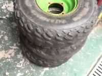 Quad bike rims