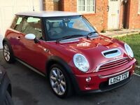 ** Mini Cooper S 1.6 Supercharged ** one diesel
