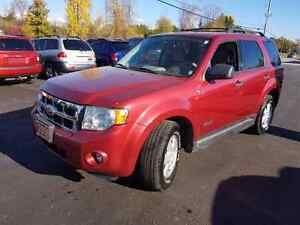 2008 ford escape FWD V6 xlt 160k certified etested