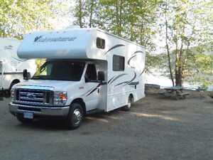 2014 Ford Adventurer Class RV