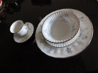 Paragon Bride's Choice China Complete Place Setting