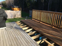 Resurface your deck to give it new life!