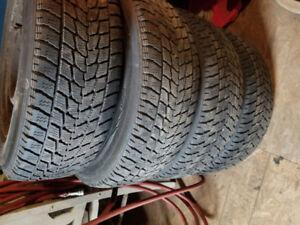 195/70R14 winter tires