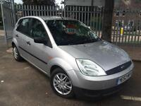 2002 Ford Fiesta 1.3 Finesse 5dr