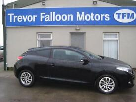 Renault Megane 1.5dCi ( 110bhp ) ( s/s ) 2012MY Dynamique Tom Tom