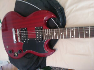 Epiphone sg need gone today