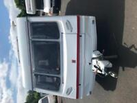 Abbey Freestyle 4 berth 2000 part ex welcome