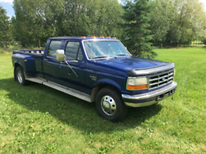 1995 Ford F350 Dually 2wd 7.3 Powerstroke