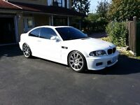 2004 BMW M3 Coupe Absolutely Mint!!!!!