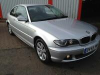 BMW 318 2.0 2005 Ci SE CLEAN CAR INSIDE AND OUT