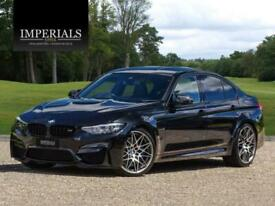 image for 2018 BMW M3 3.0 BiTurbo Competition DCT (s/s) 4dr Saloon Petrol Automatic
