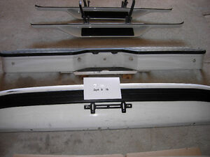 Factory Painted White Bumpers 1992 to 1996 F150 F250 F350 Cambridge Kitchener Area image 5