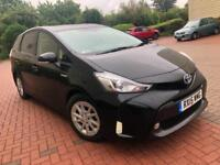 Toyota Prius+ 1.8 Hybrid 2015 ICON CHOICE OF 2 LEATHER SAT NAV XENON FACELIFT