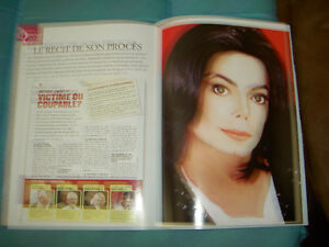 MICHAEL JACKSON / Quebec / The Age of Innoncence West Island Greater Montréal image 3