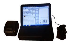 Thermal imprimante de reçu POS 80mm  USB
