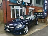 2013 Mercedes-Benz CLS CLS 350 CDI BlueEFFICIENCY AMG Sport 5dr Tip Auto Estate