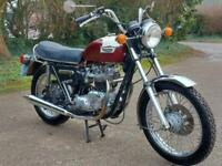 1976 TRIUMPH BONNEVILLE T140V MATCHING NUMBERS VERY NICE BIKE***RESERVED***