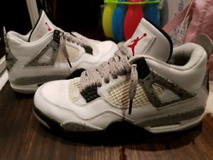 af051a63267 Nike Air jordan 4 cement us9 ds not 1 2 3 5 6 7 8 9 10 11 12 13 ...