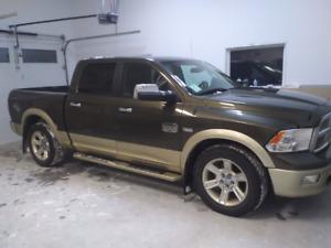 2012 Dodge Ram Longhorn Edition