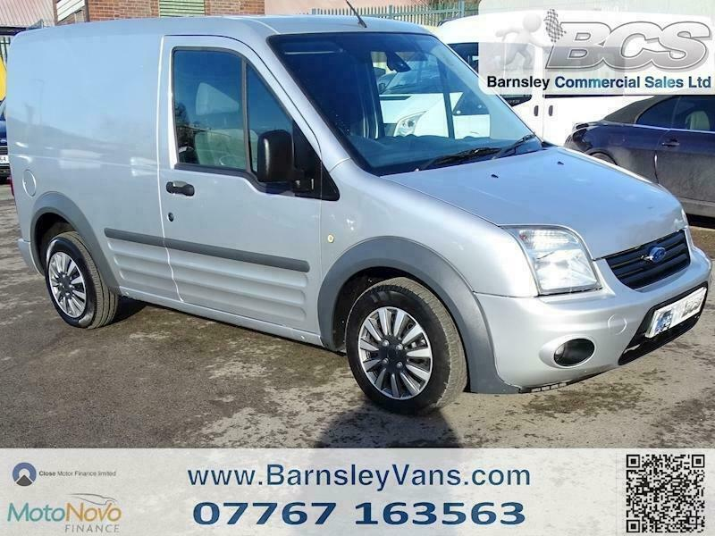 07f779573a 2010 10 FORD TRANSIT CONNECT T200 TREND 1.8TDCI ONE OWNER