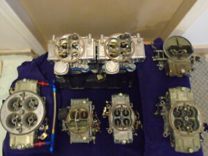 Holley carbs for sale or trade