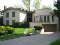 Mississauga Road - Executive Home for Lease