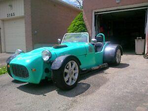 Lotus Super 7 replica