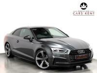 2019 Audi A5 40 TFSI Black Edition 2dr S Tronic Auto Coupe Petrol Automatic