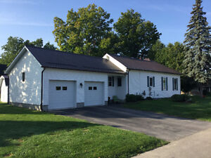 AFFORDABLE BUNGALOW WITH DOUBLE GARAGE