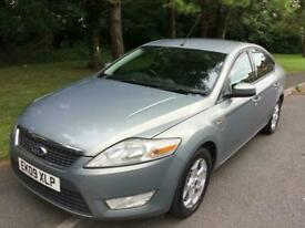 image for 2009 Ford Mondeo 2.0 Zetec TDCI 2 owners service history exceptional value