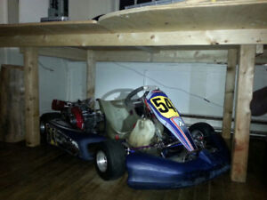 Kart Arrow AX8    ***VENDU***