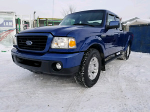2009 Ford Ranger Sport 4x4 Low Kms. ON HOLD.