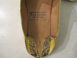 MOROCCAN SHOES BABOUCHES Ladies Fits size 7-7.5 (NEW) West Island Greater Montréal image 4