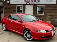 2005 Alfa Romeo GT 2.0 JTS Selespeed 2dr Coupe Petrol Automatic