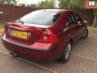 *CHEAP CAR* 2003 5DR Ford Mondeo 2.0 NOT Vauxhall Honda Kia Skoda Peugeot Nissan Renault Seat