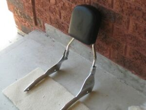 Motorcycle Passenger Back-Rest   -  Excellent condition
