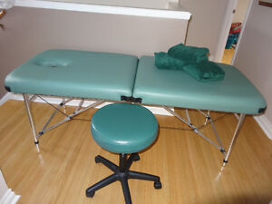 Massage Table (Handcrafted in Australia)