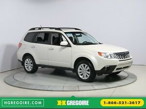 2011 Subaru Forester X Limited AWD AUTO CUIR TOIT MAGS BLUETOOTH