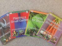 Royal horticultural society book set
